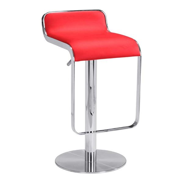 Picture of Equino Stool, Red *D