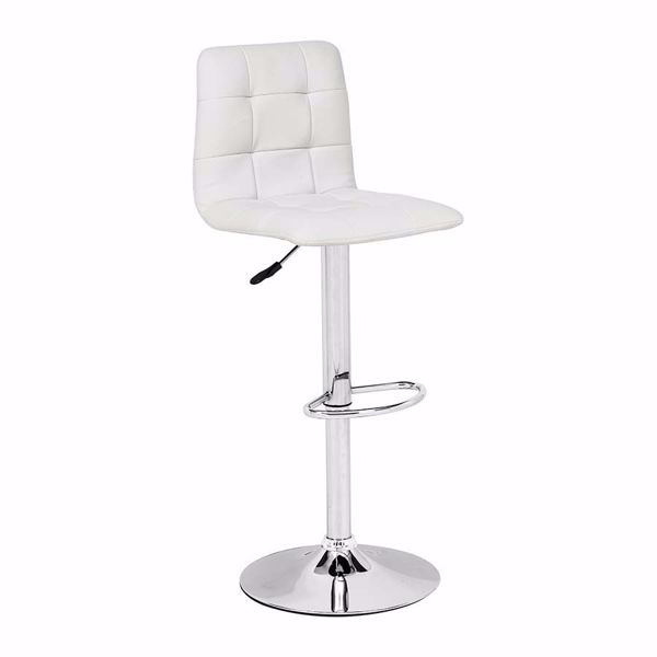 Picture of Oxygen Bar Chair, White *D
