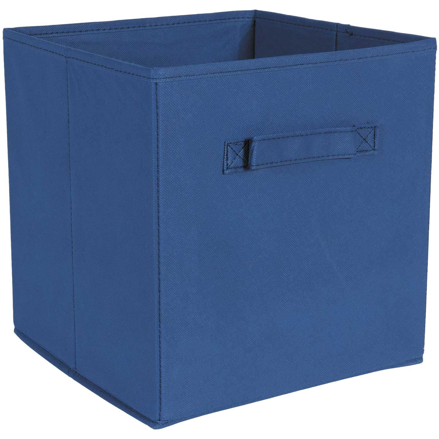 Picture of SystemBuild Blue Fabric Bin