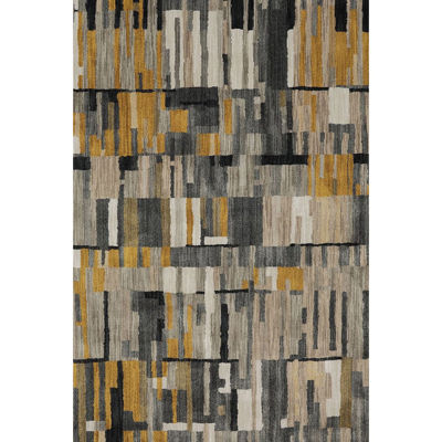 Picture of Bacchus Mustard 8X10 Rug