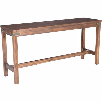 Picture of Acacia BackUp Sofa Table