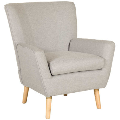 Picture of Mara Gray Accent Chair