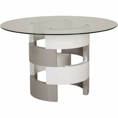 Picture of Jila Glass Top Dining Table