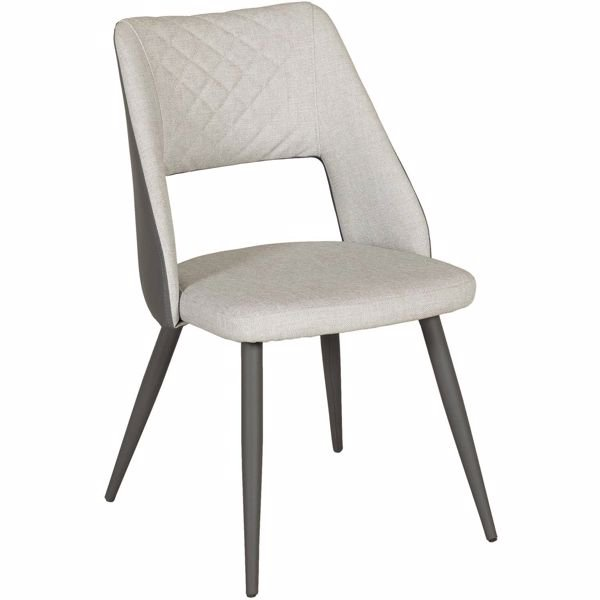 Picture of Jila Dining Chair in Gray