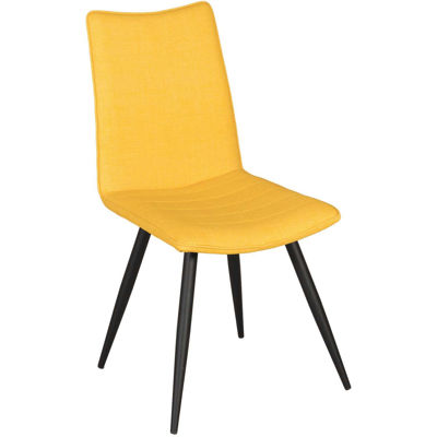 Picture of Kenora Dining Side Chair in Yellow