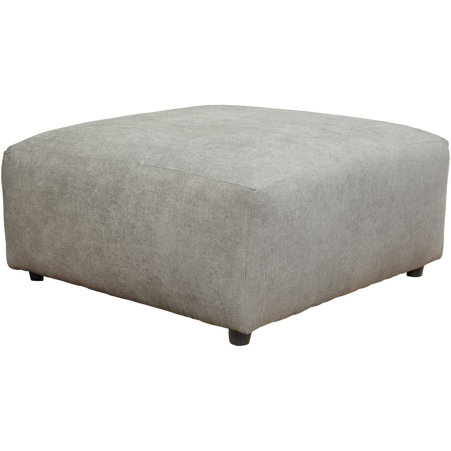 Picture of Jayceon Steel Cocktail Ottoman
