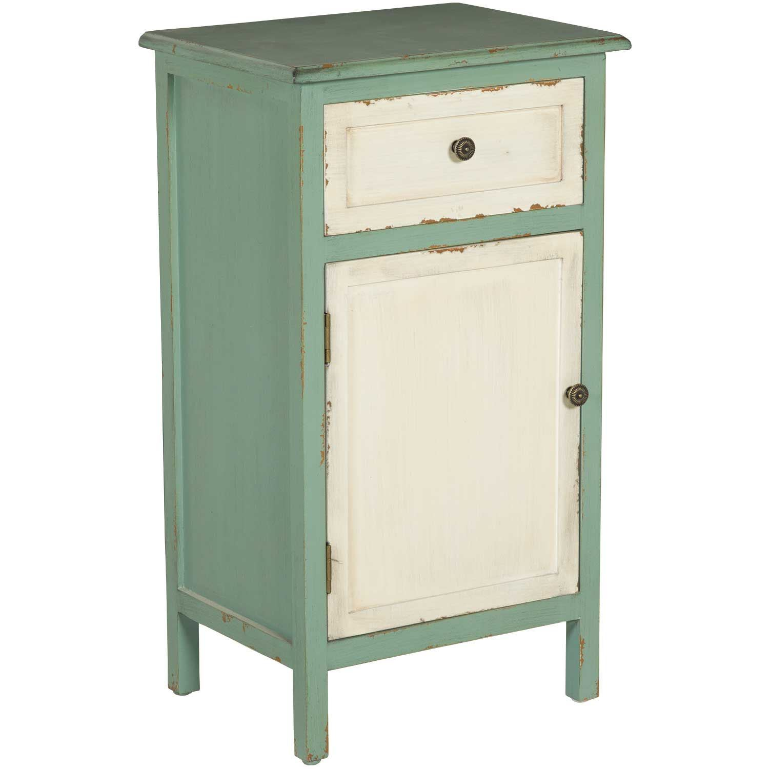 Accent Cabinet 1 Drawer 1 Door V16 A020 Cambridge Home