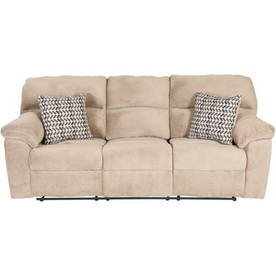 Picture of Chevron Seal Reclining Sofa