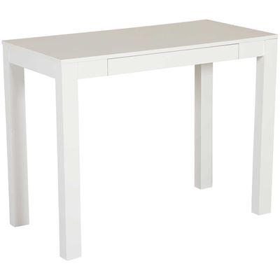 Picture of White Parsons Desk