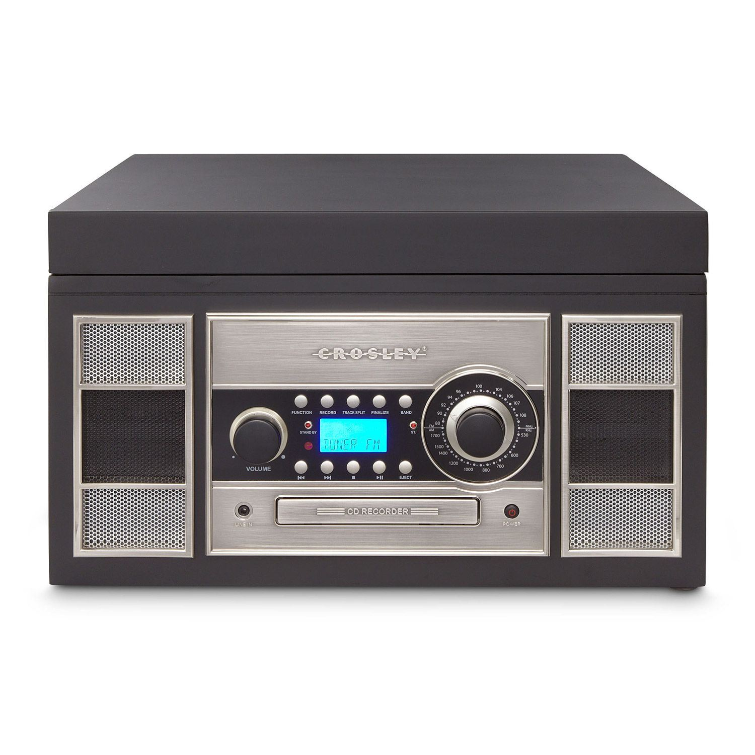 Picture of Memory Master Ii Cd Recorder, Black *D