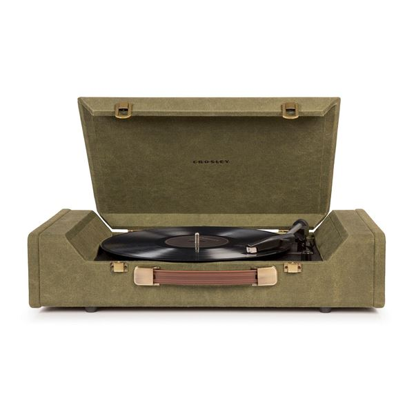 Picture of Nomad Portable USB Turntable, Green *D