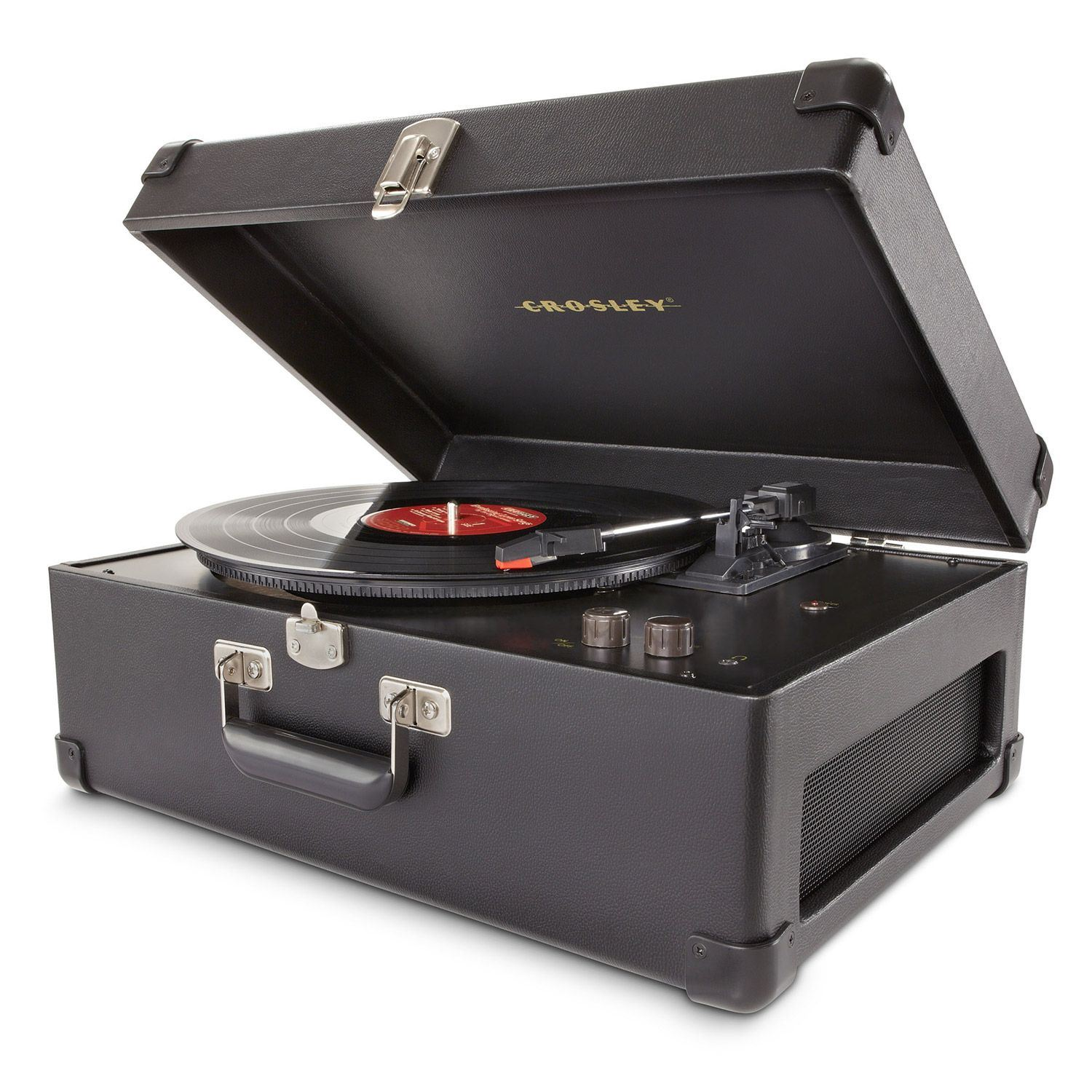 Picture of Keepsake Portable USB Turntable, Black *D