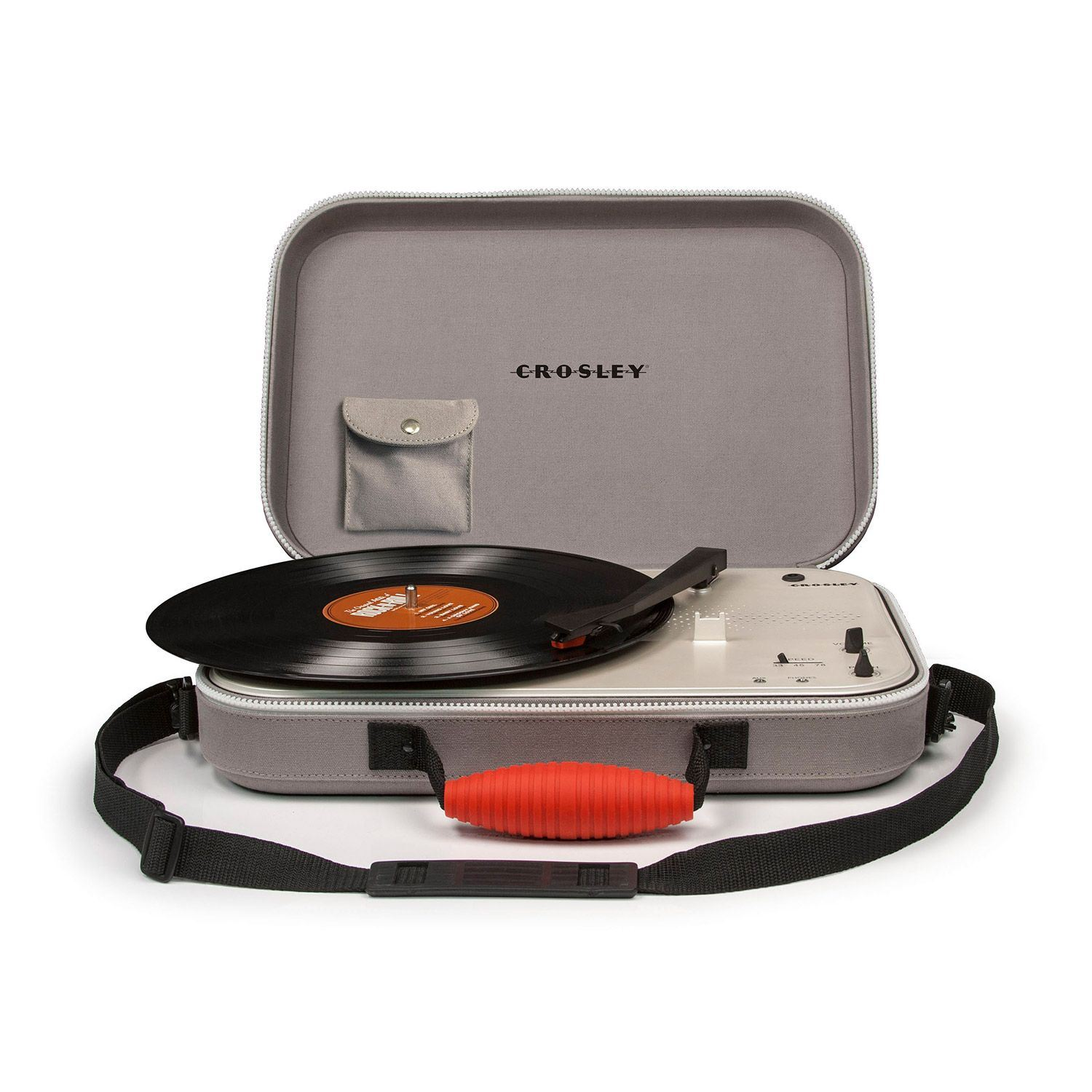 Picture of Messenger Turntable, Grey *D