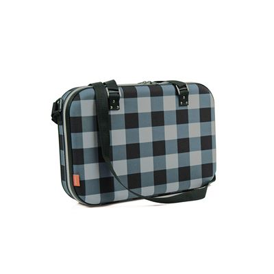 Picture of Messenger Turntable, Grey/Checker *D