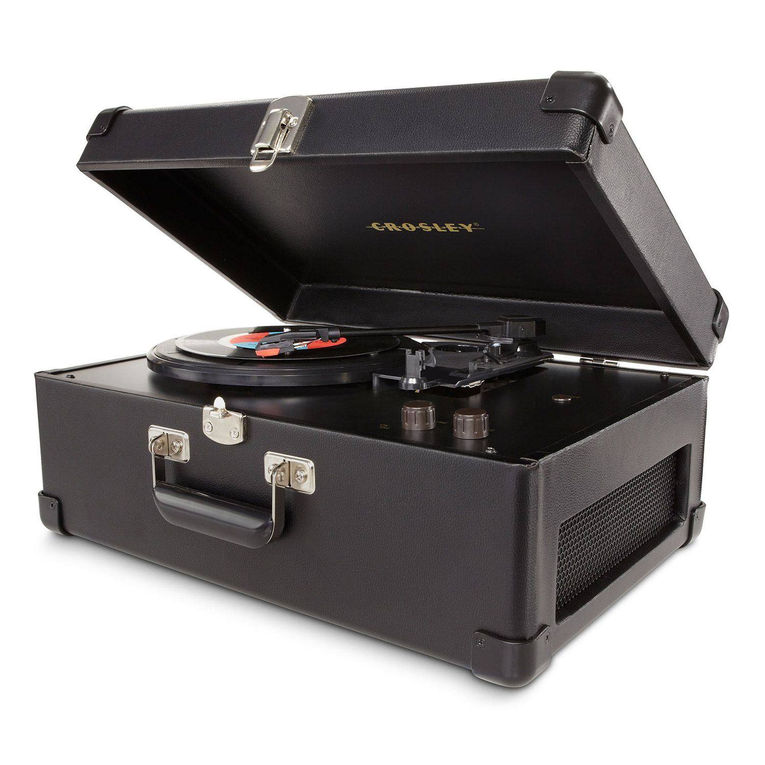 Picture of Traveler Turntable, Black *D