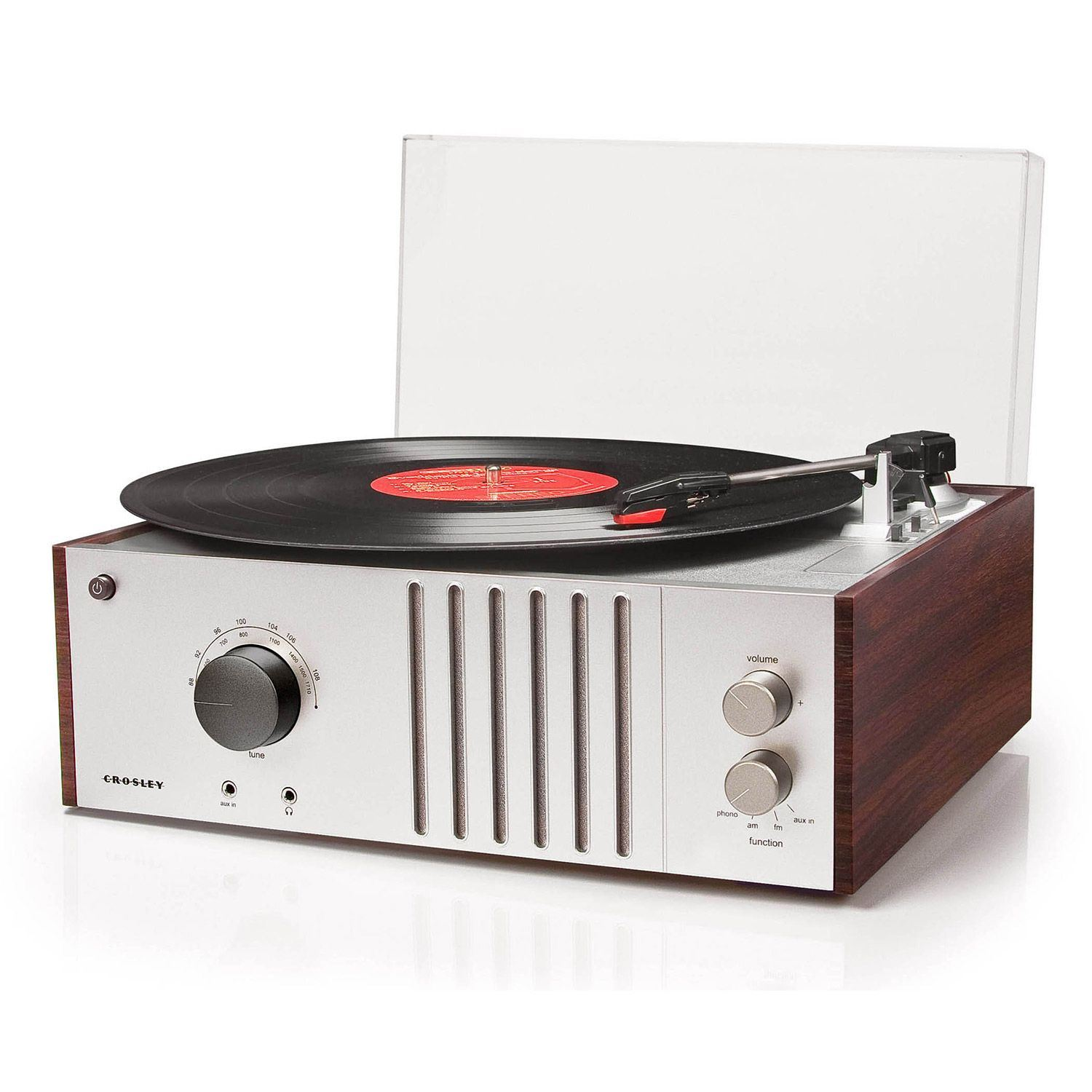 Picture of Player Turntable, Silver *D