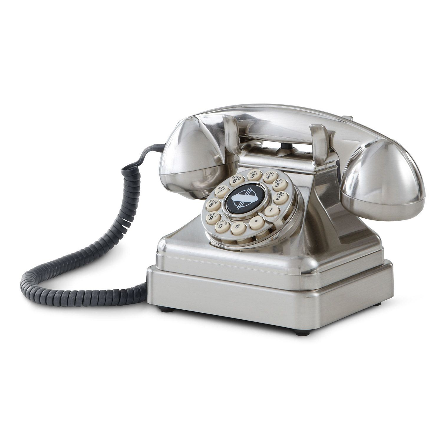 Picture of Kettle Classic Desk Phone, Silver *D