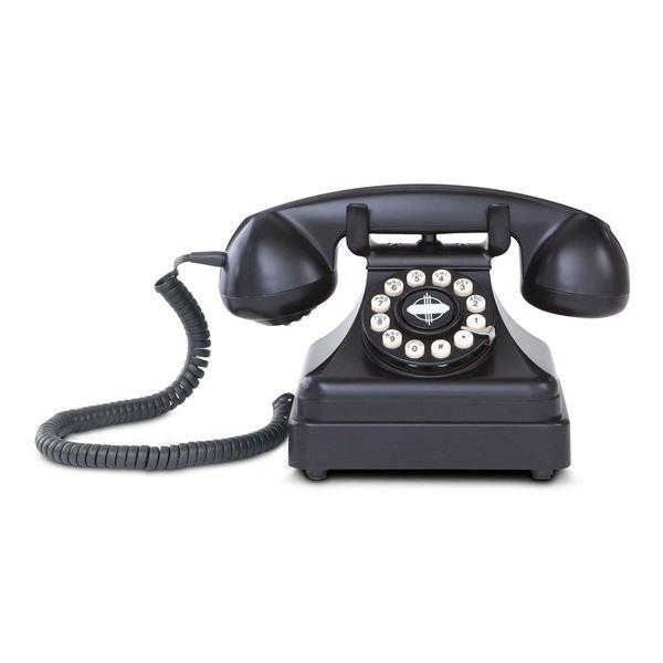 Picture of Kettle Classic Desk Phone, Black *D