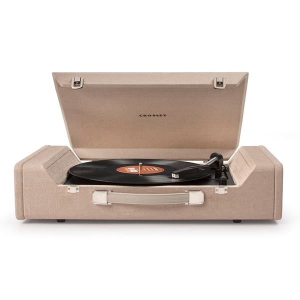 Picture of Nomad Portable USB Turntable, Brown *D