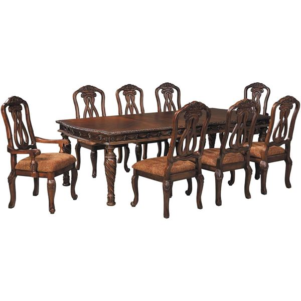 Picture of North Shore 9 Piece Dining Set