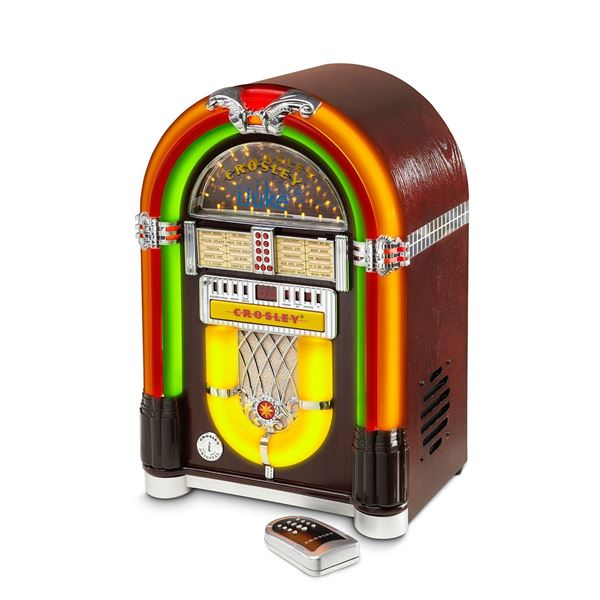 Picture of Bluetooth Tabletop Jukebox *D