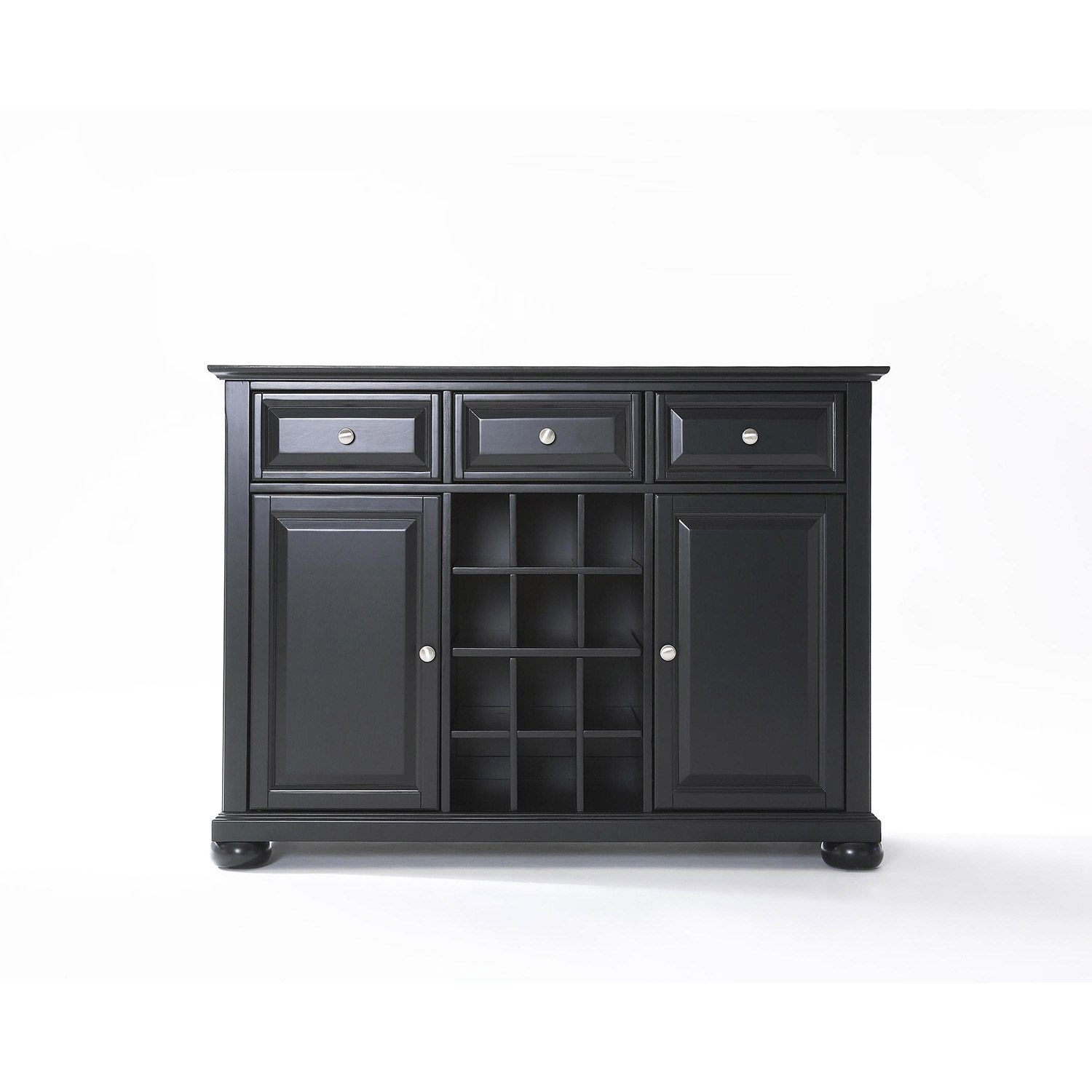 Picture of Alexandria Buffet Server / Sideboard, Black *D