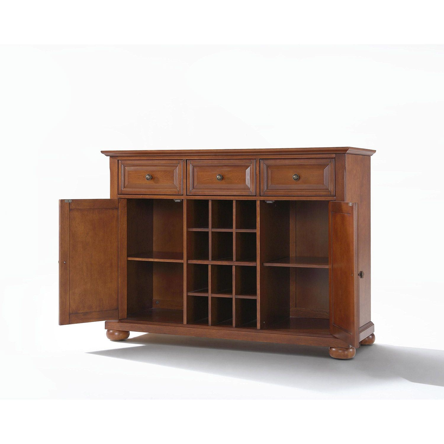 Picture of Alexandria Buffet Server / Sideboard, Cherry *D