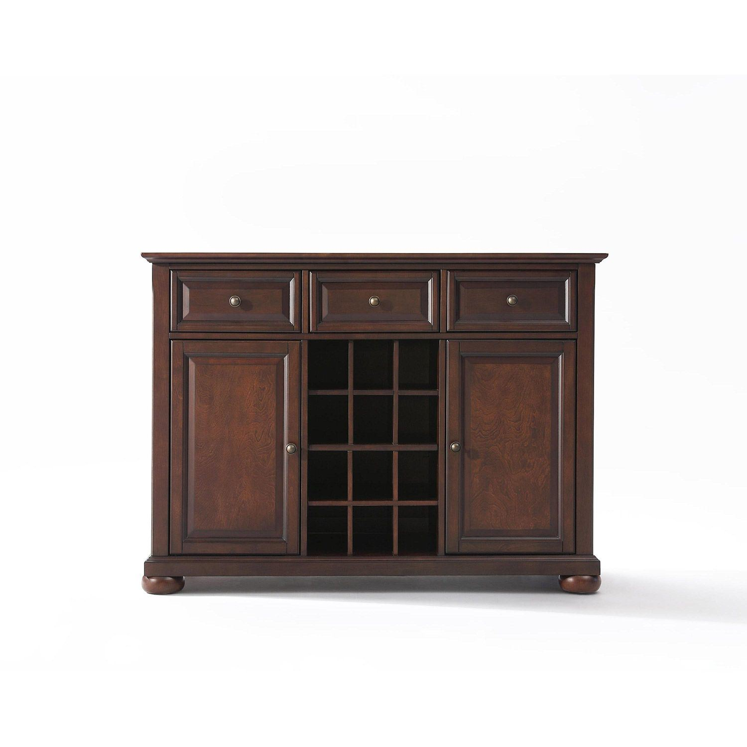 Picture of Alexandria Buffet Server / Sideboard, Mahogany *D