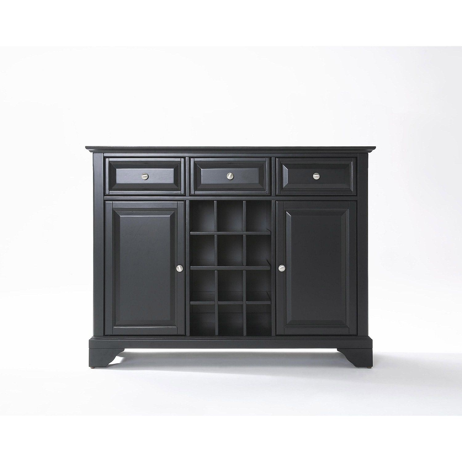 Picture of Lafayette Buffet Server / Sideboard, Black *D