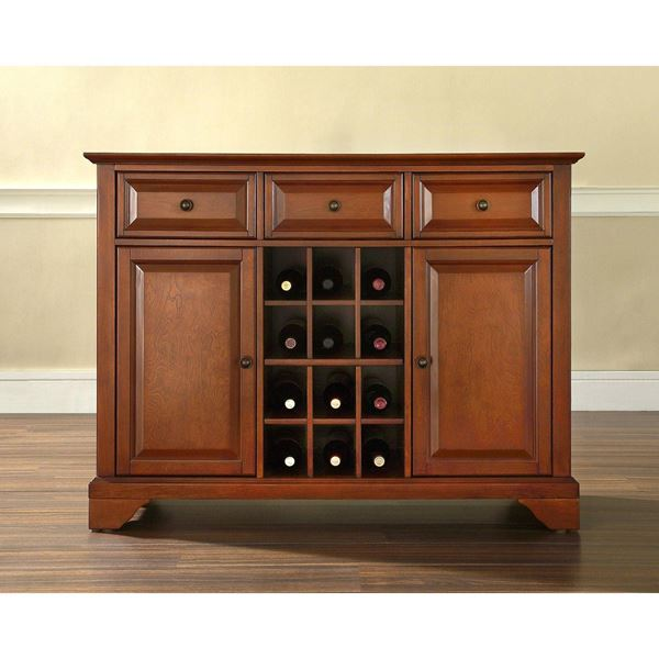 Picture of Lafayette Buffet Server / Sideboard, Cherry *D