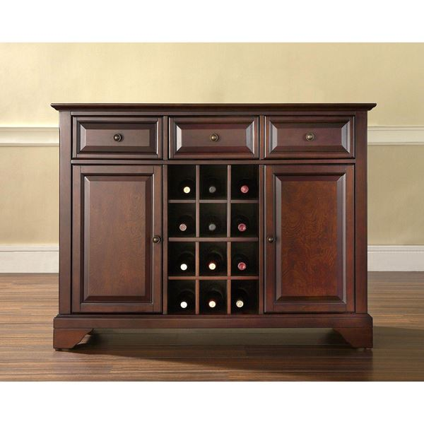 Picture of Lafayette Buffet Server / Sideboard, Mahogany *D