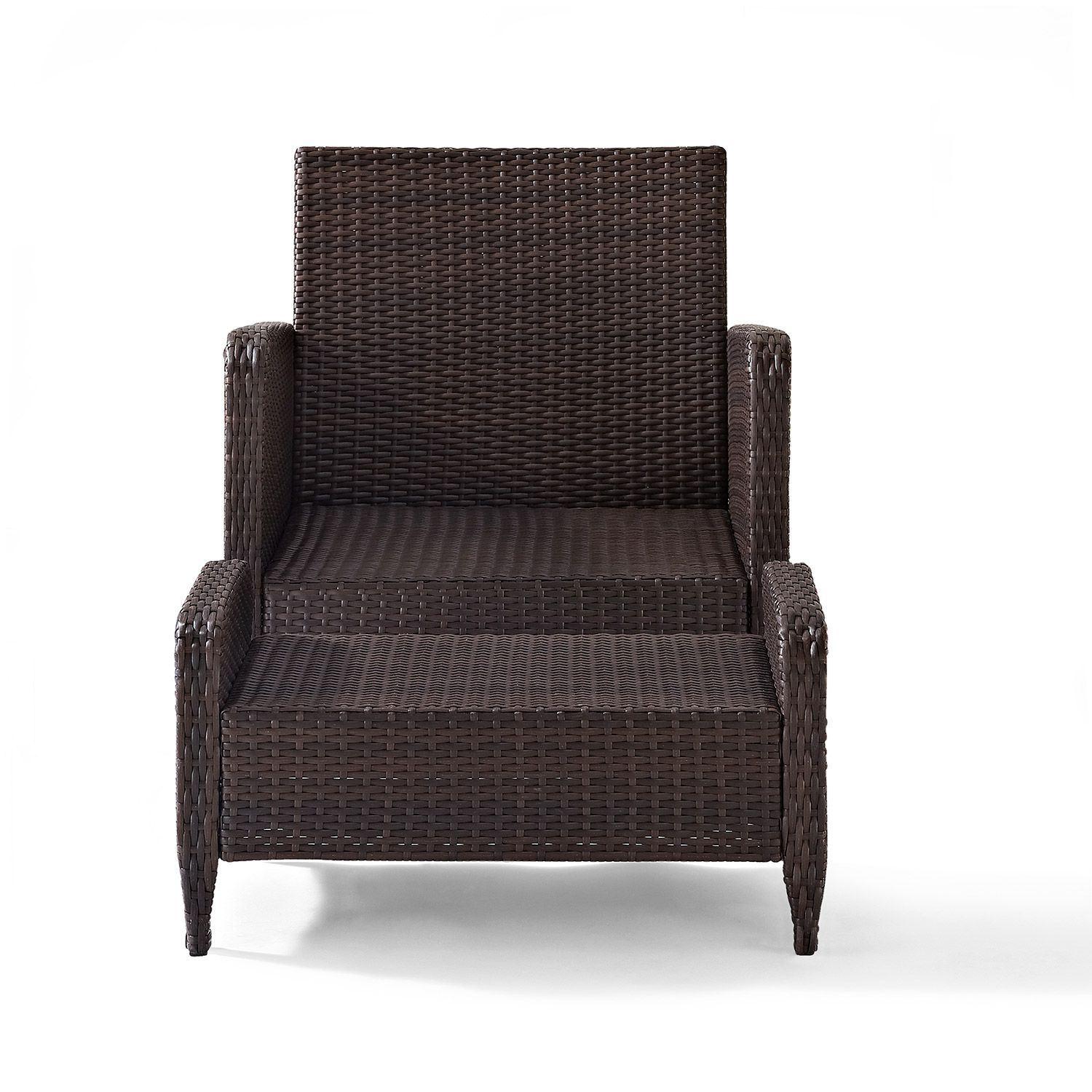 Picture of Kiawah 2-Piece Outdoor Seating Set, Brown *D