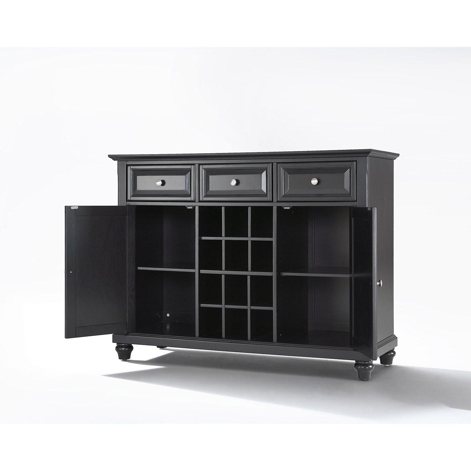Picture of Cambridge Buffet Server / Sideboard, Black *D