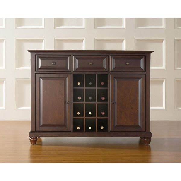 Picture of Cambridge Buffet Server / Sideboard, Mahogany *D
