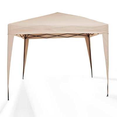 Picture of Hampton Collapsible Gazebo, Tan *D