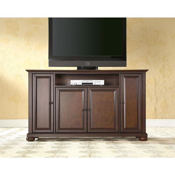Picture of Alexandria 60in TV Stand, Mahogany *D