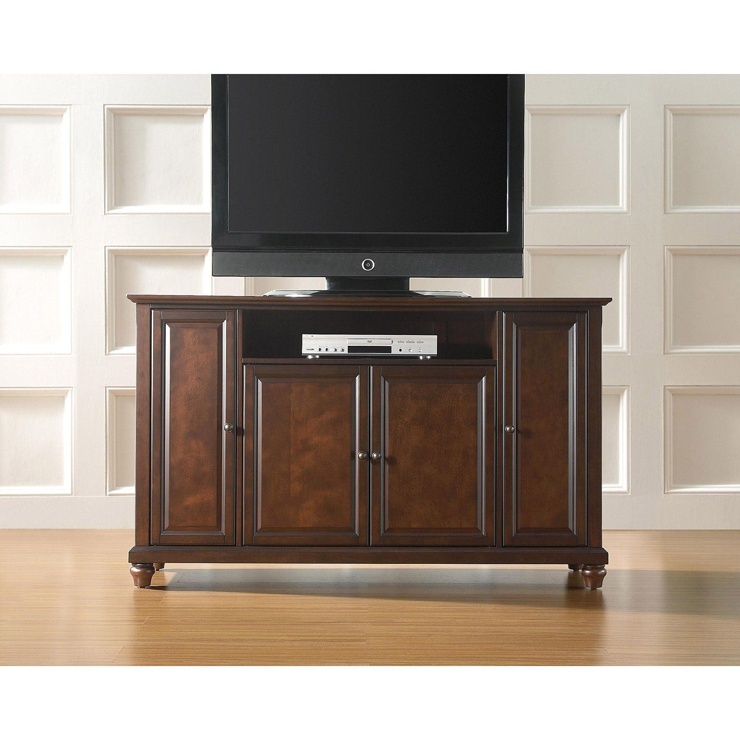 Picture of Cambridge 60in TV Stand, Mahogany *D