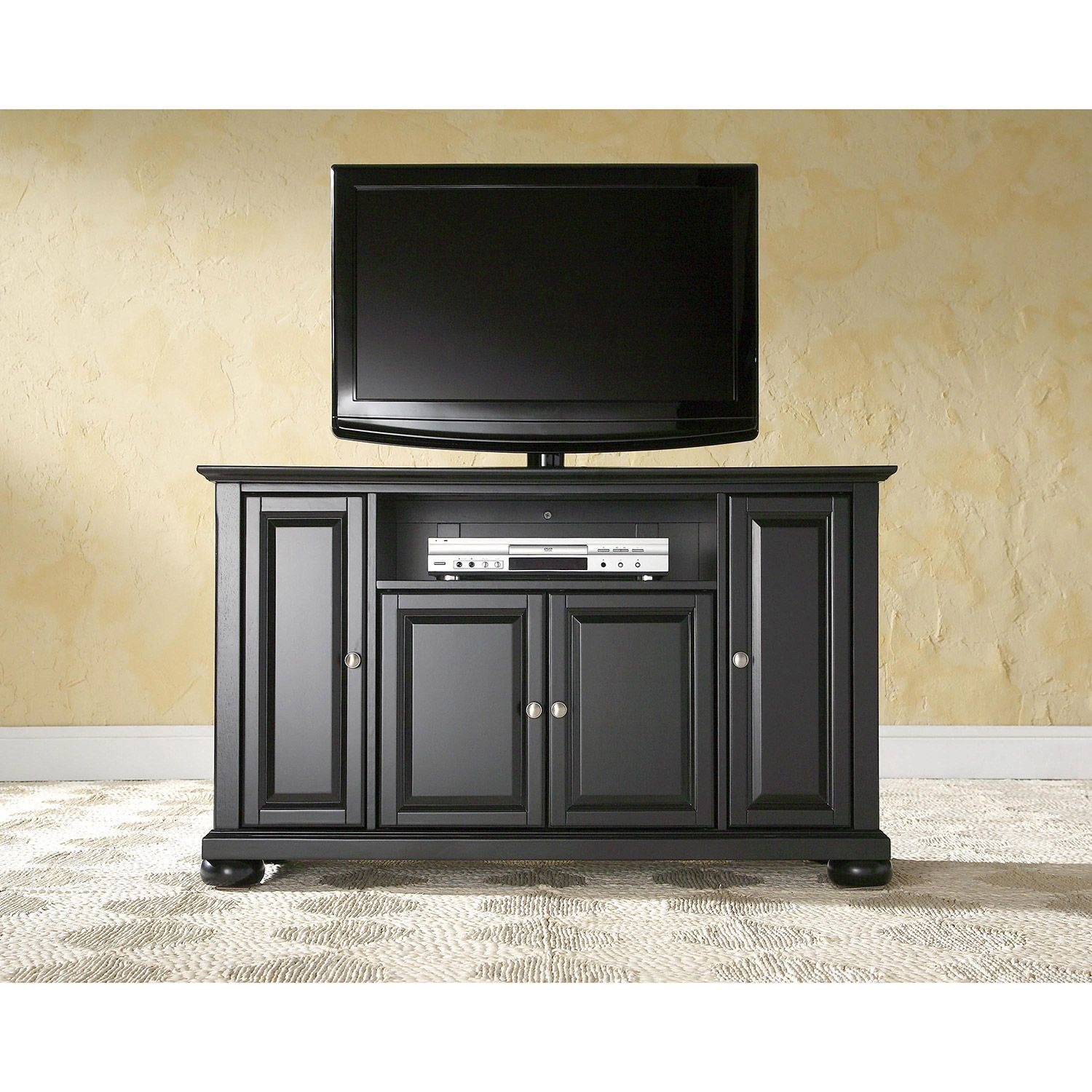 Picture of Alexandria 48in TV Stand, Black *D