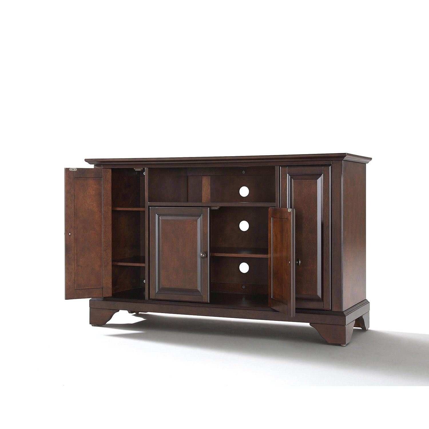 Picture of Lafayette 48in TV Stand, Mahogany *D