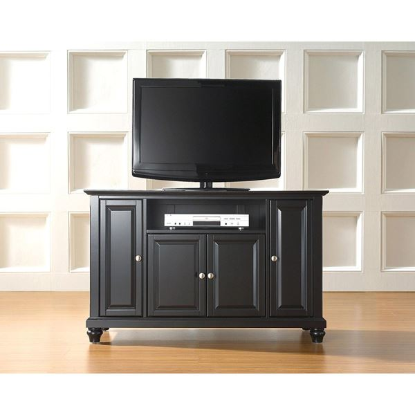 Picture of Cambridge 48in TV Stand, Black *D