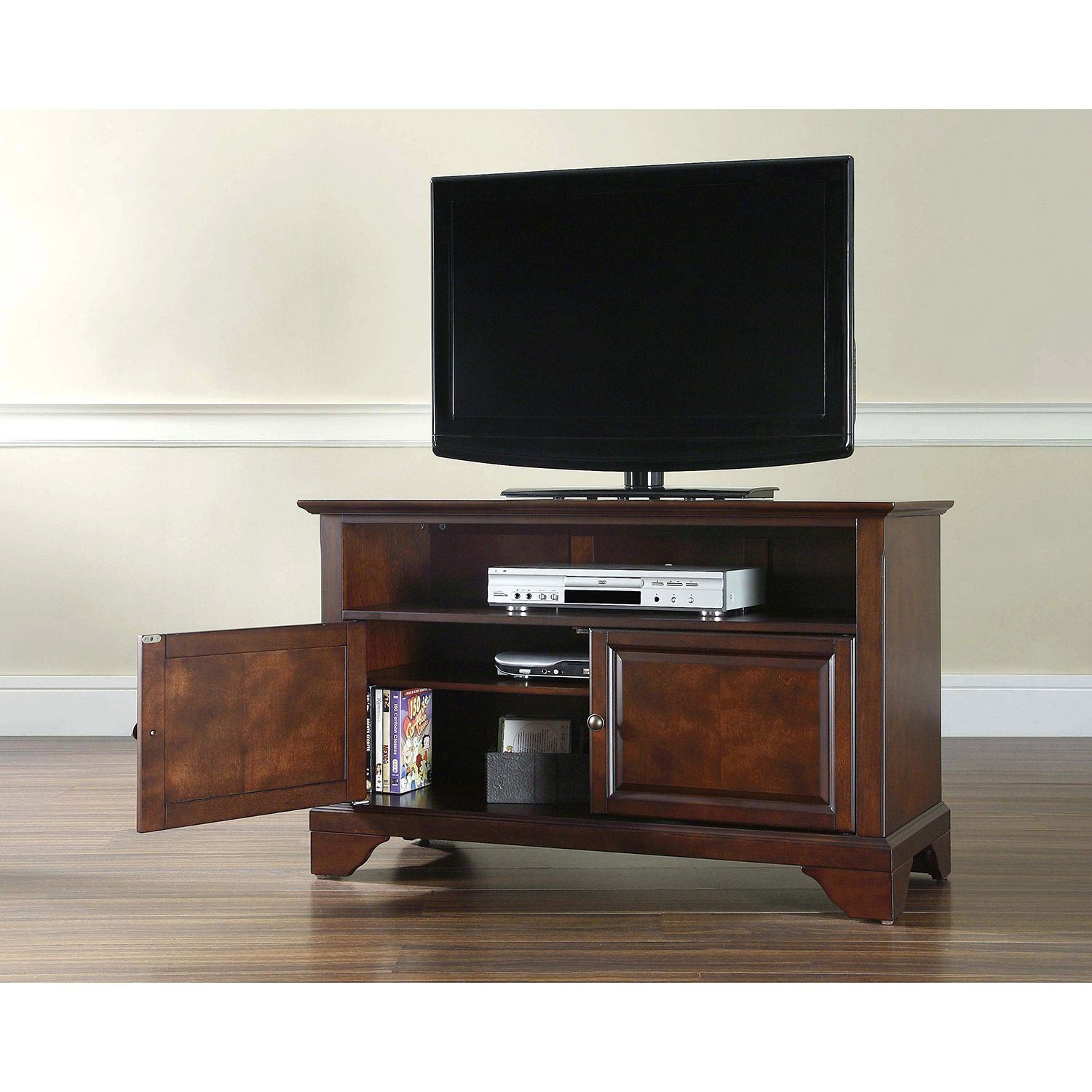 Picture of Lafayette 42in TV Stand, Mahogany *D