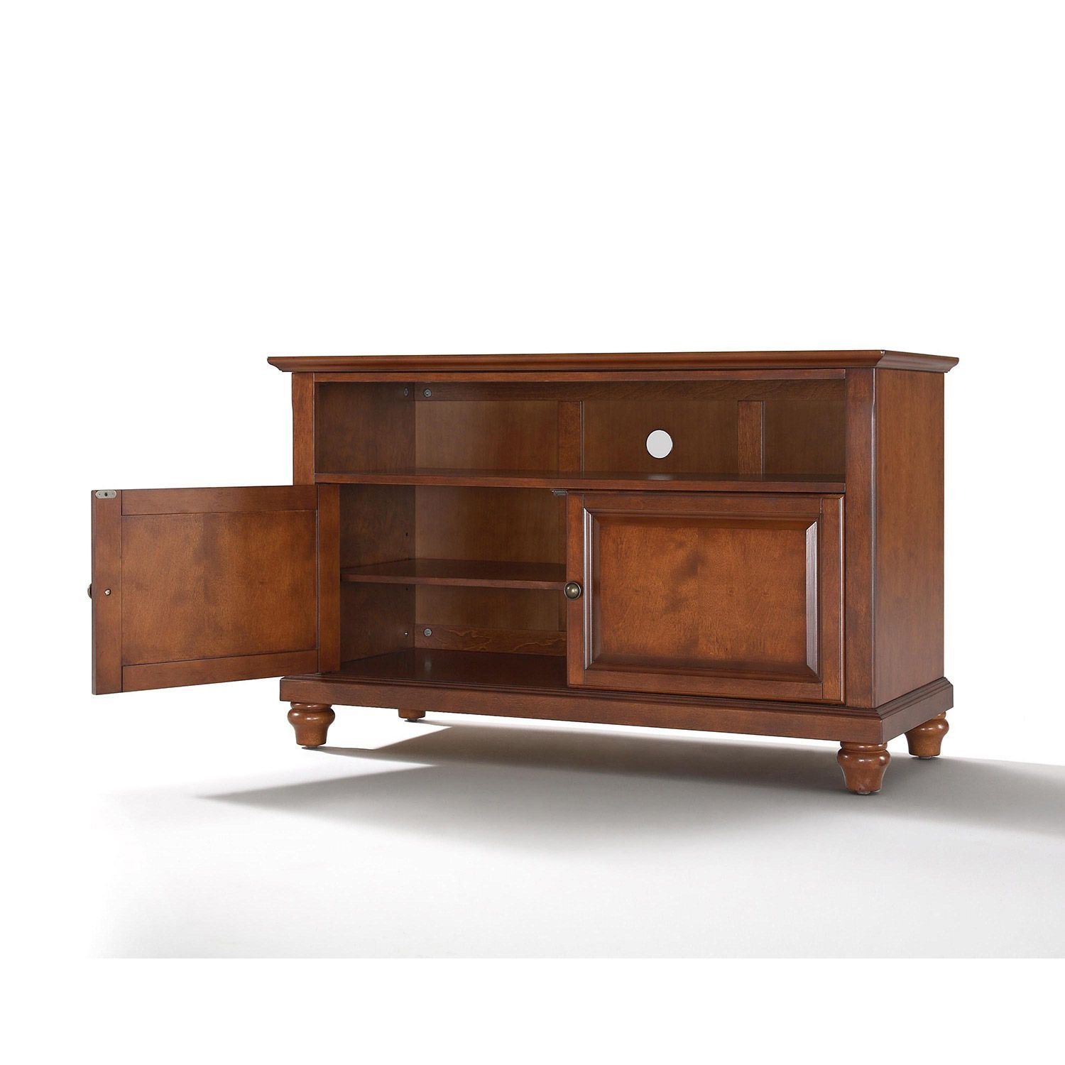 Picture of Cambridge 42in TV Stand, Cherry *D