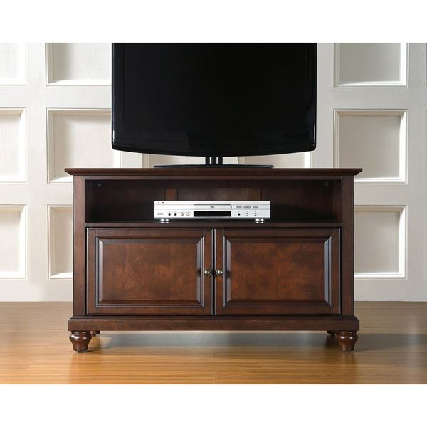 Picture of Cambridge 42in TV Stand, Mahogany *D