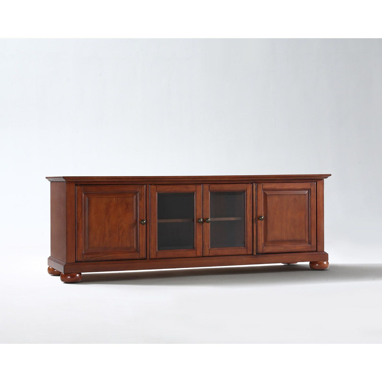 Picture of Alexandria 60in TV Stand, Cherry *D