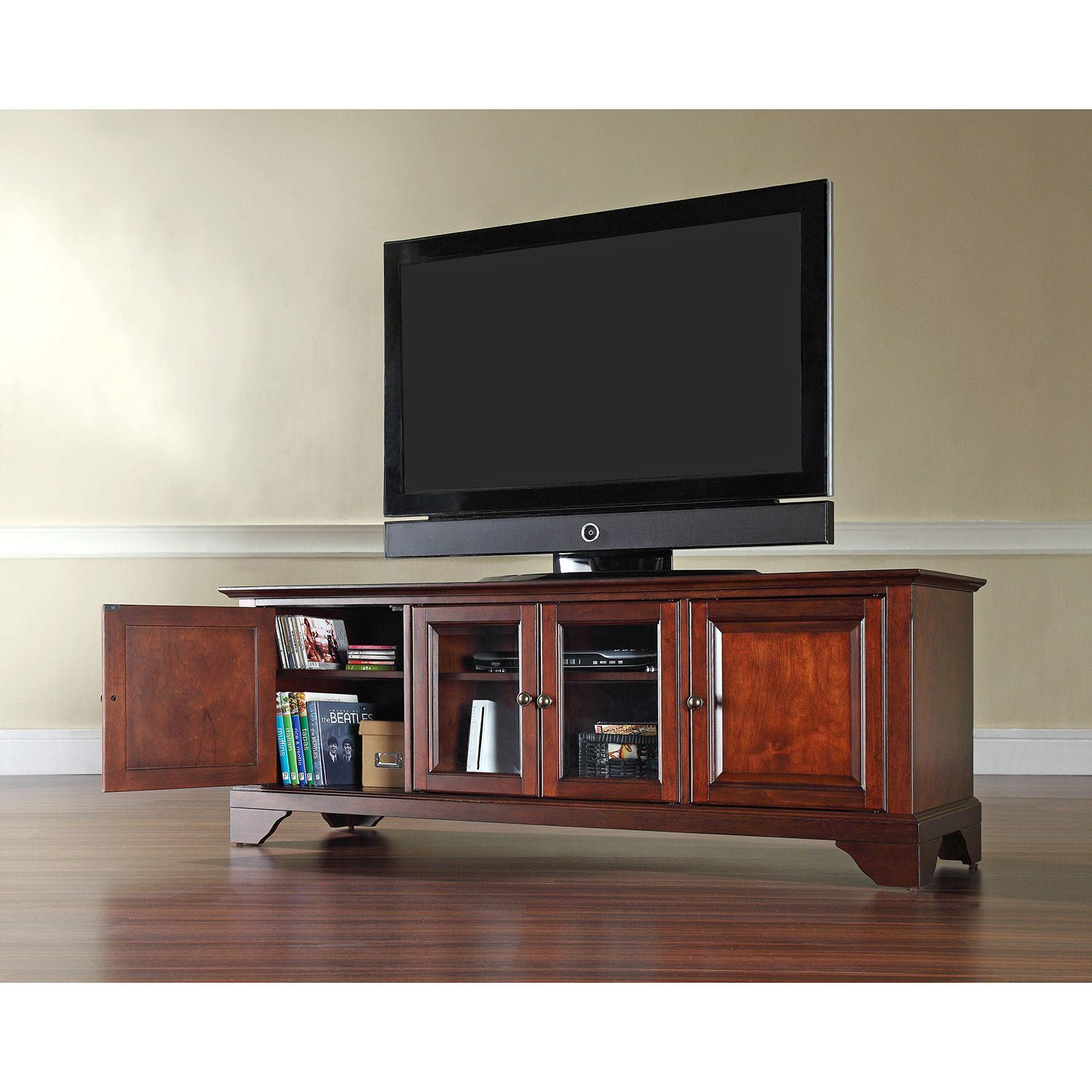 Picture of Lafayette 60in TV Stand, Mahogany *D