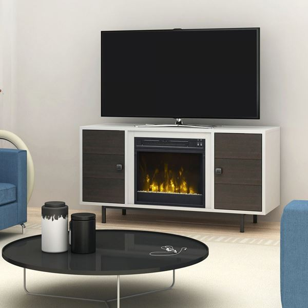 """Picture of Ridgeville 47"""" TV Stand with Fireplace *D"""