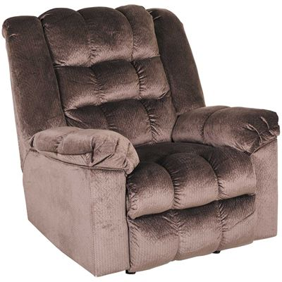 Picture of Mocha Power Rocker Recliner