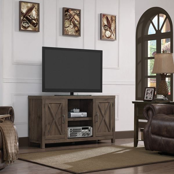 "Picture of Humboldt TV Stand for TVs up to 55"", Spanish Gray"