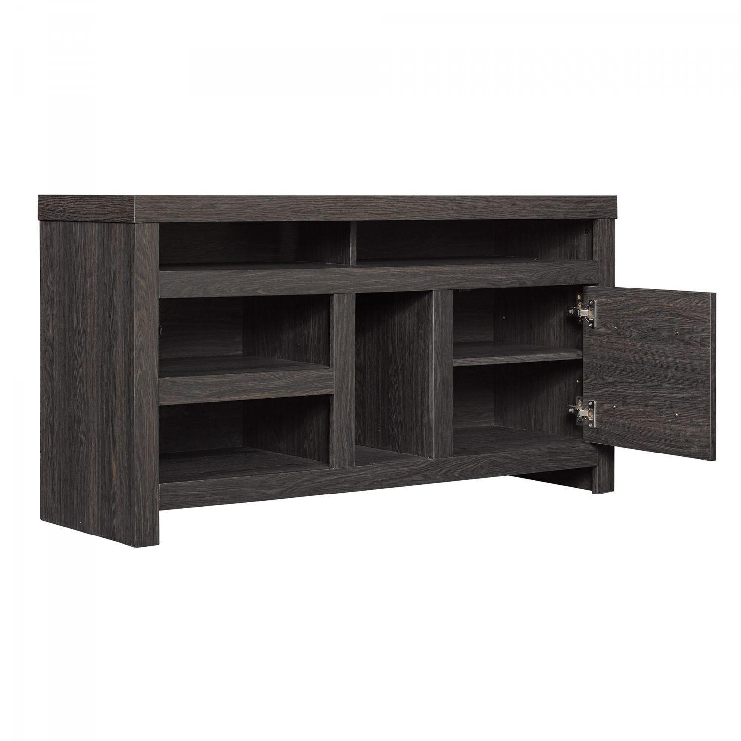 Everson Tv Stand With Gaming Console Storage D Tc48 6356 Pw07