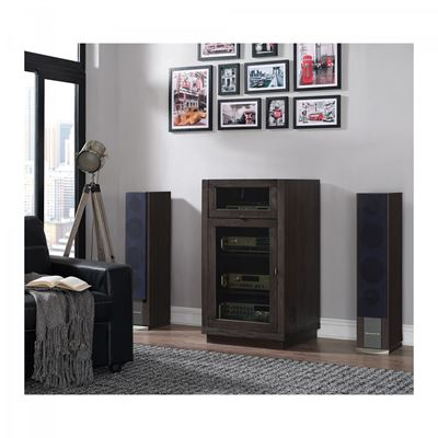 Picture of Coltrane AV Cabinet with Top for Record Player *D